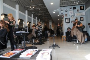 Hair Salon in Birmingham Michigan - Beauty Collective Salon - Haircut
